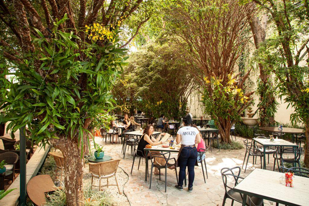 bar; restaurante; são paulo; centro; brinks; vista; jardim