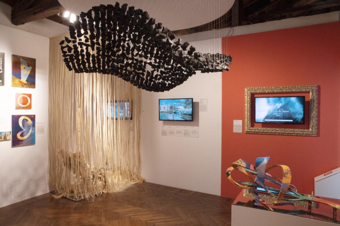 'Amazon Tears', de Alexandre Mavignier, é uma das principais atrações da Bienal de Veneza.