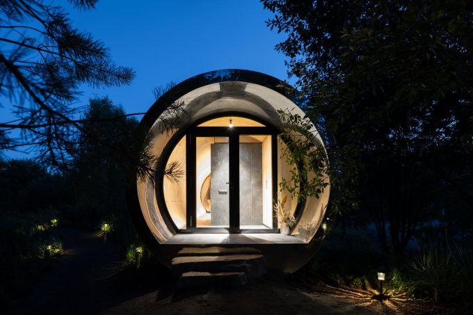cabana-tubo