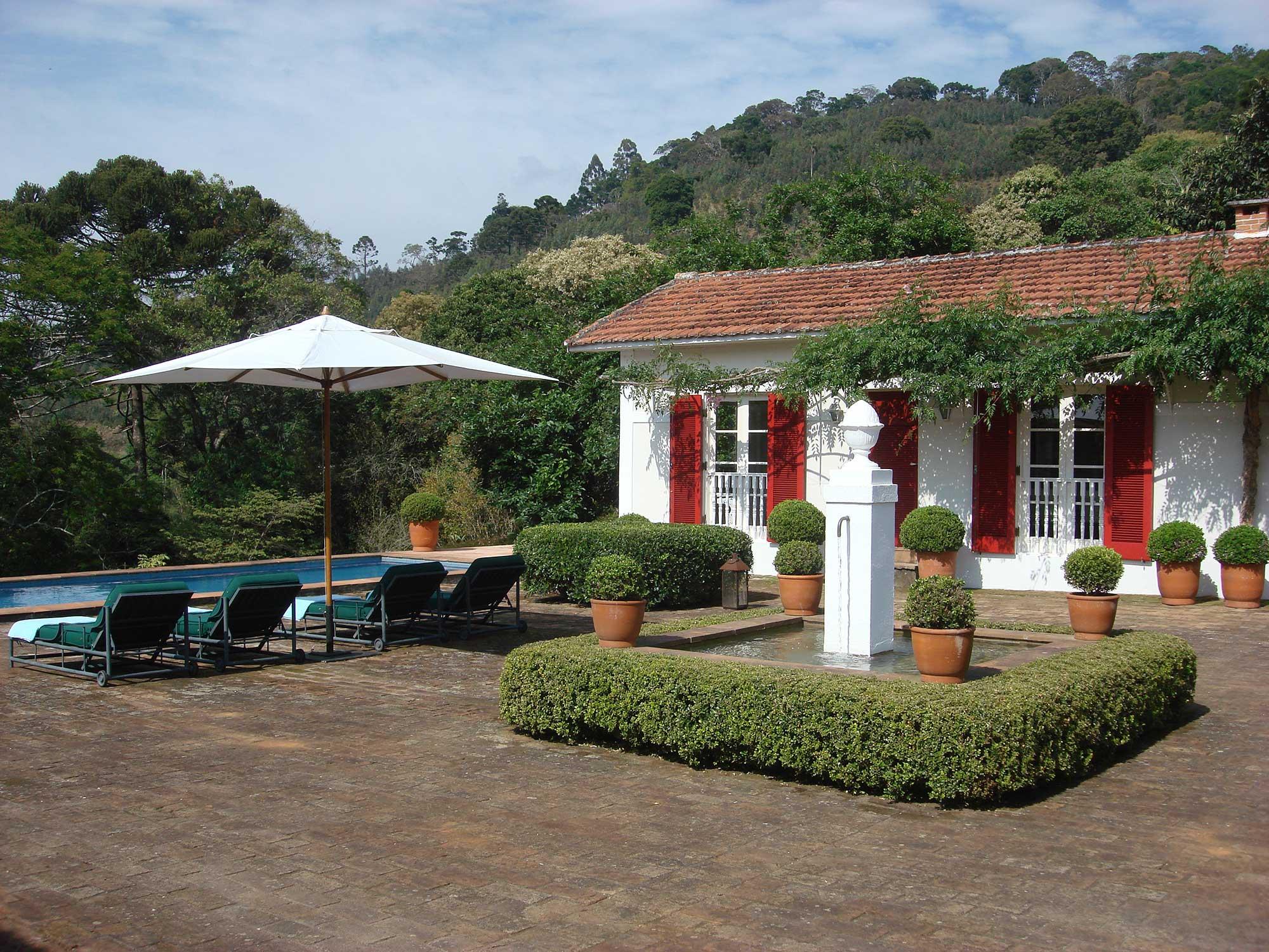 casa de campo fazenda colonial alberto lahos marco do carmo