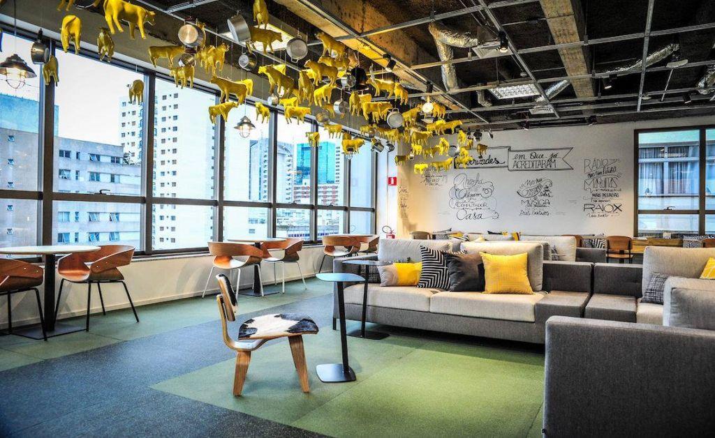 Google Campus São Paulo - Paraíso