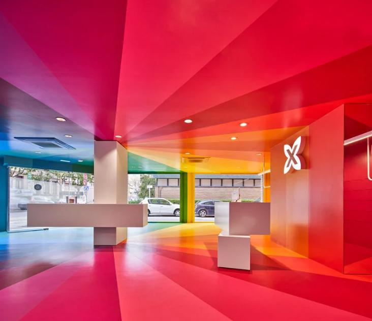 munich sports loja barcelona cores arco íris