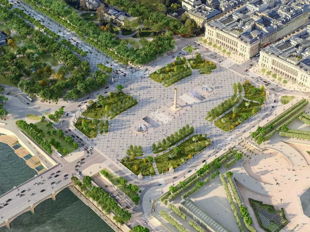 paris cidade mais verde da europa 2030