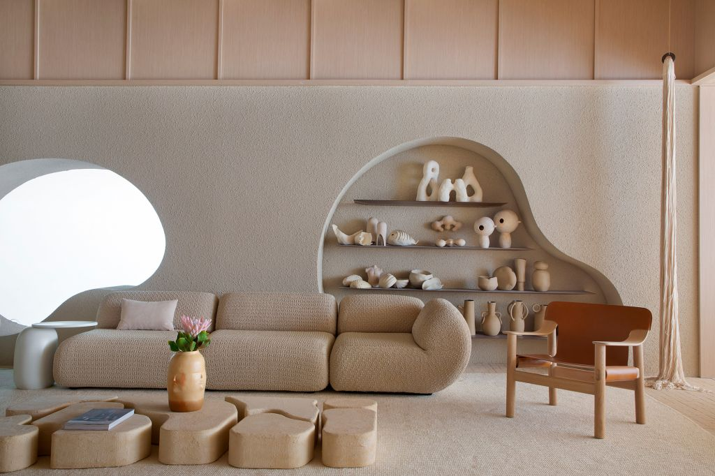 Casa Olaria NJ+, projeto de Nildo José para a CASACOR São Paulo 2021