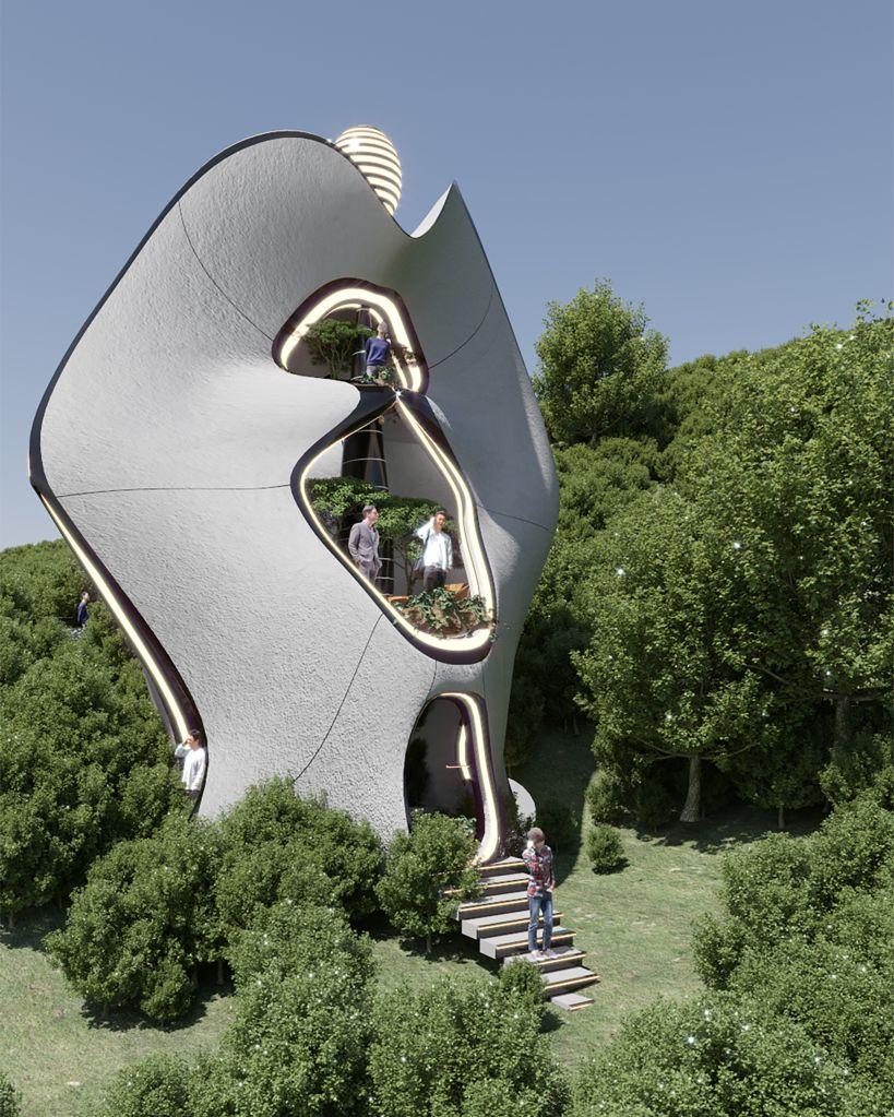 estruturas modulares sustentáveis