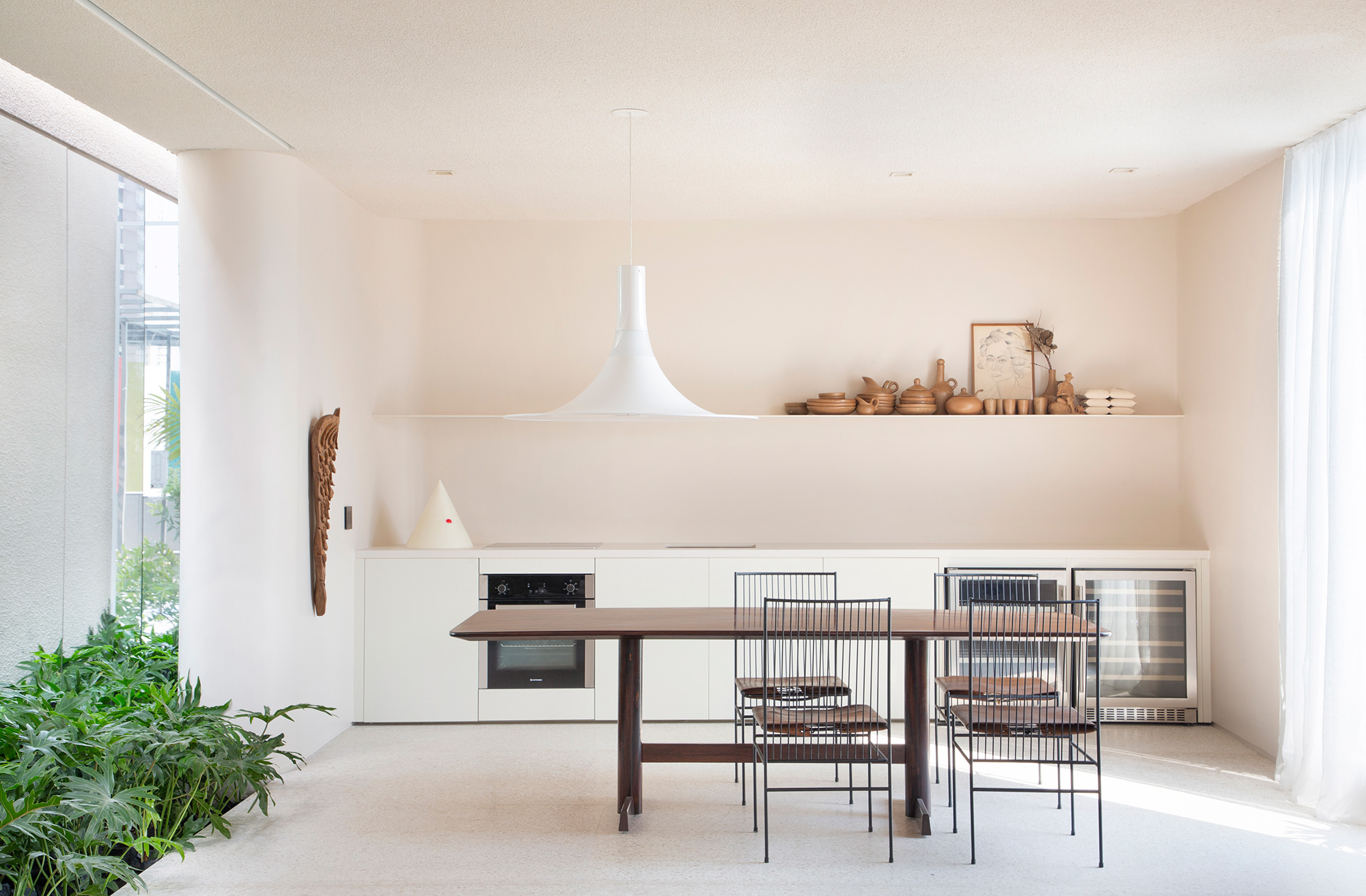 BC Arquitetos - Casa Alva, projeto para a CASACOR São Paulo 2021.