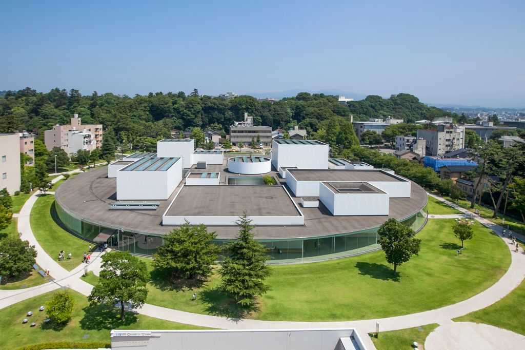Kazuyo Sejima; arquiteta; japão