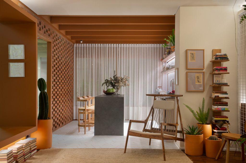 SP Estudio - Casa Ninho, projeto da CASACOR São Paulo 2021.
