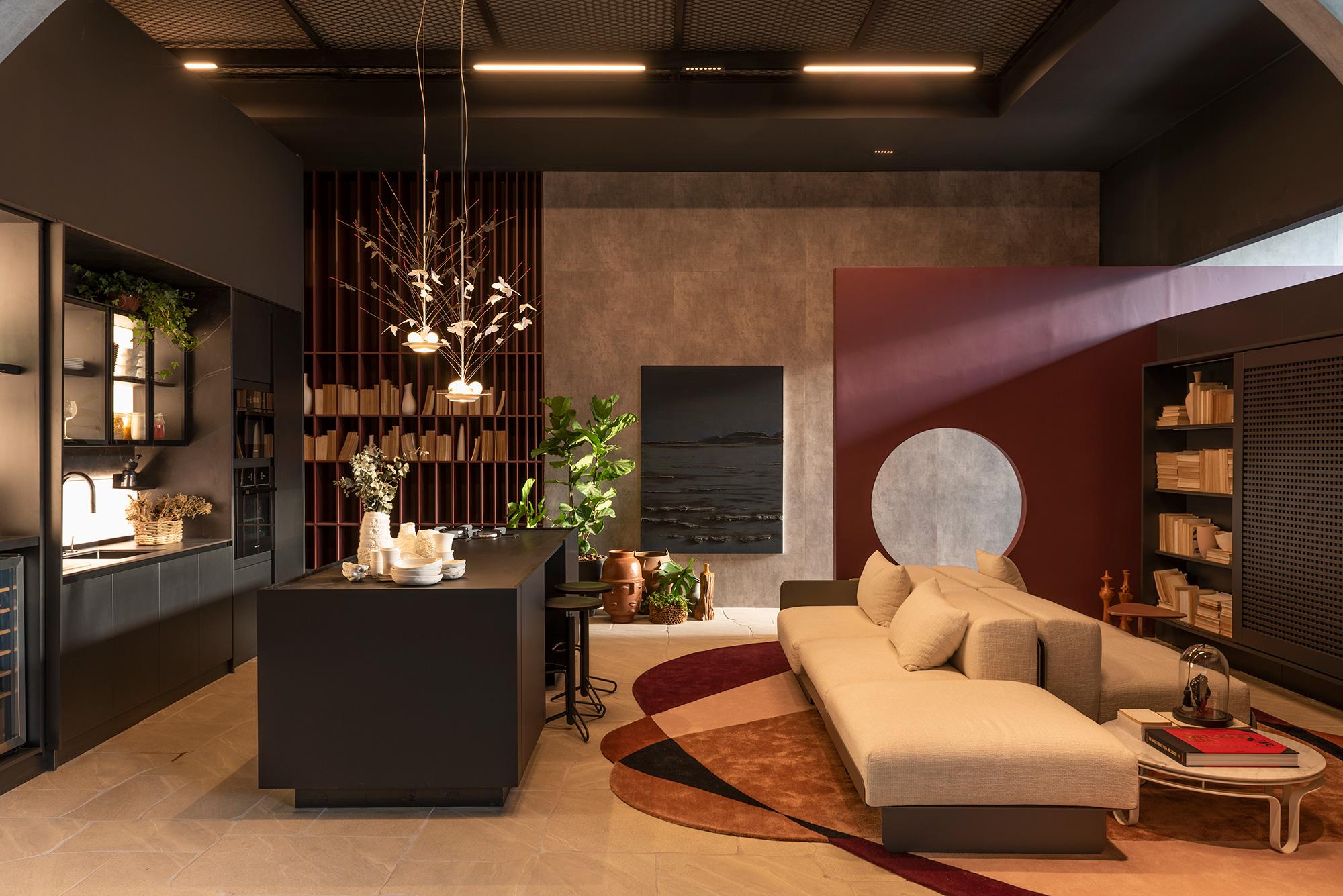 Leo Shehtman - Social House, projeto para a CASACOR São Paulo 2021.