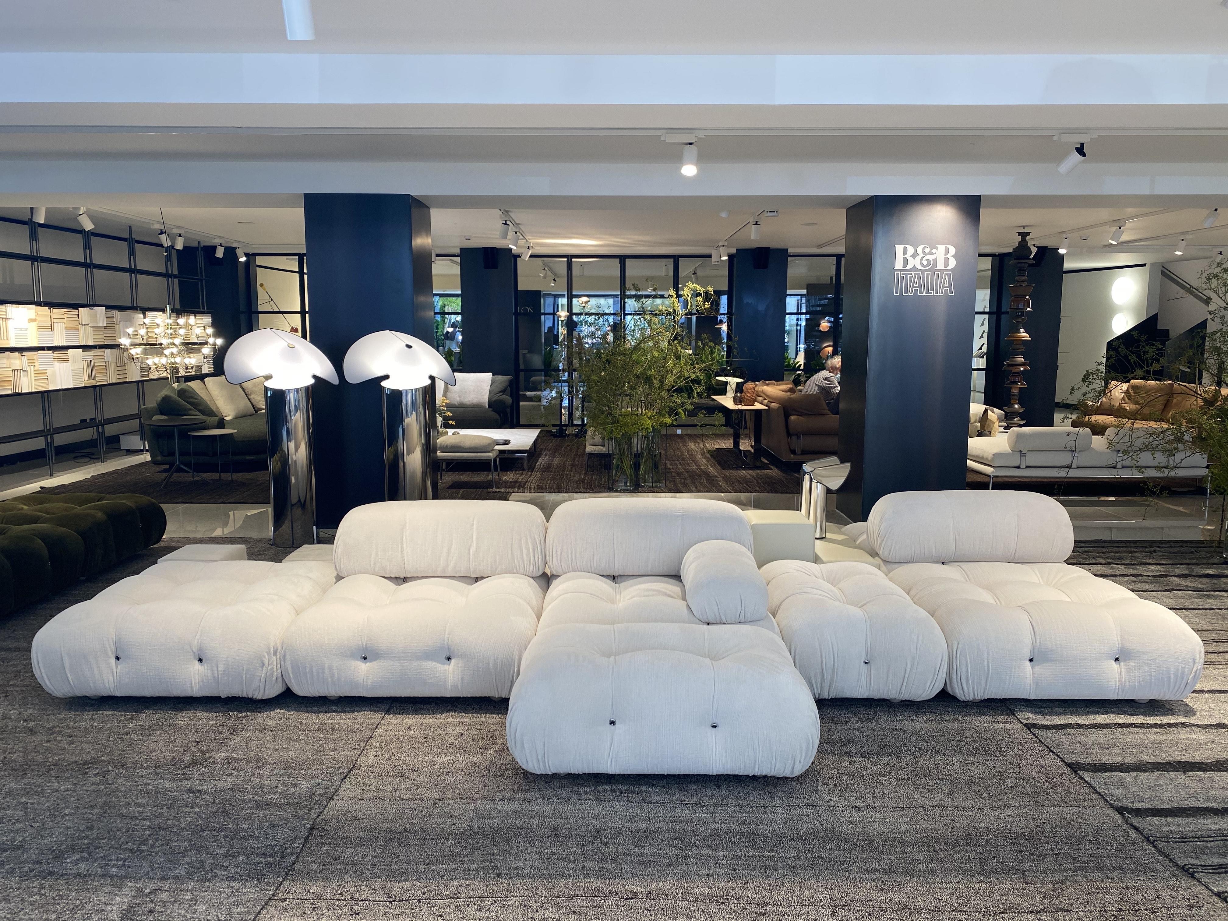 Camaleonda sofá de Mario Bellini
