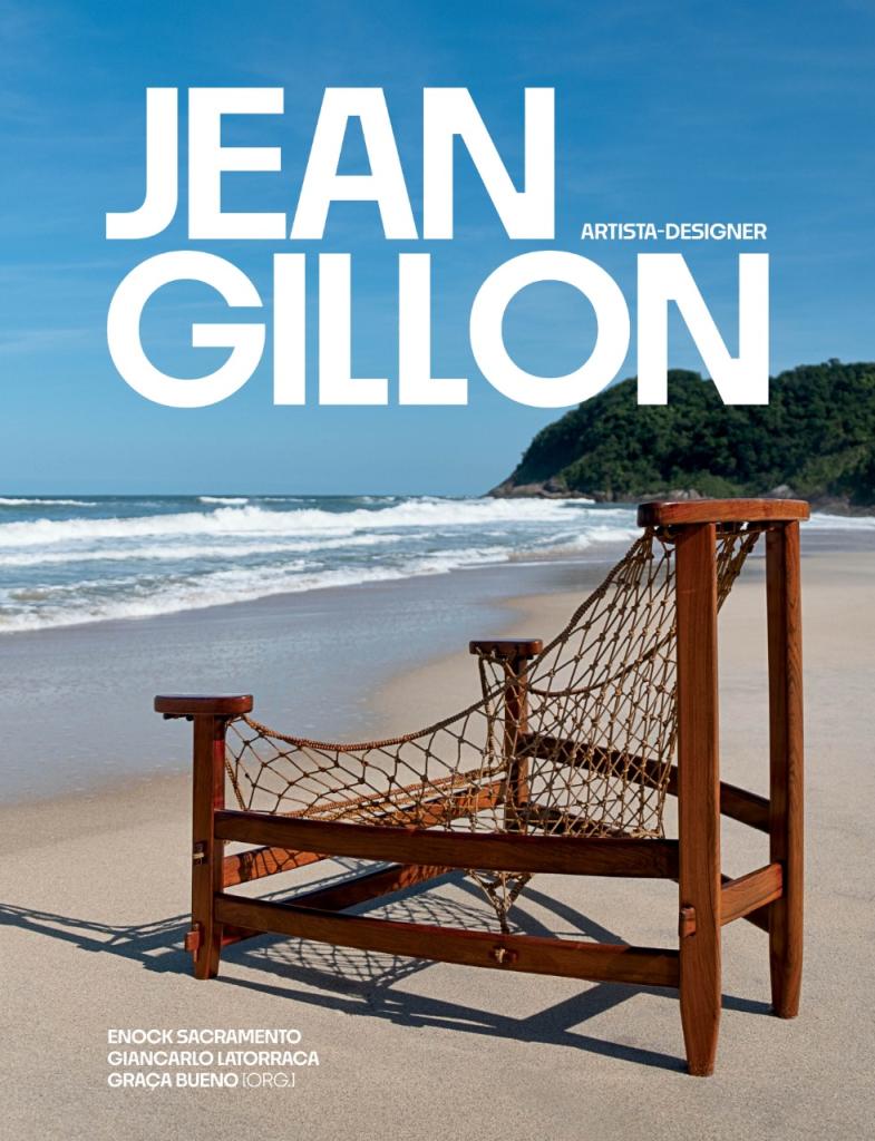 Capa Jean Gillon