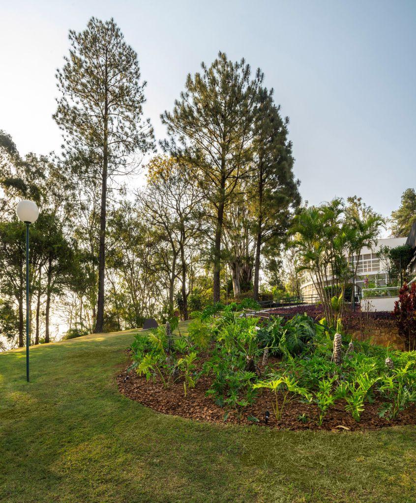 Restauro Jardim de Burle Marx Nãna Guimarães CASACOR Minas Gerais 2021 Palácio das Mangabeiras paisagismo