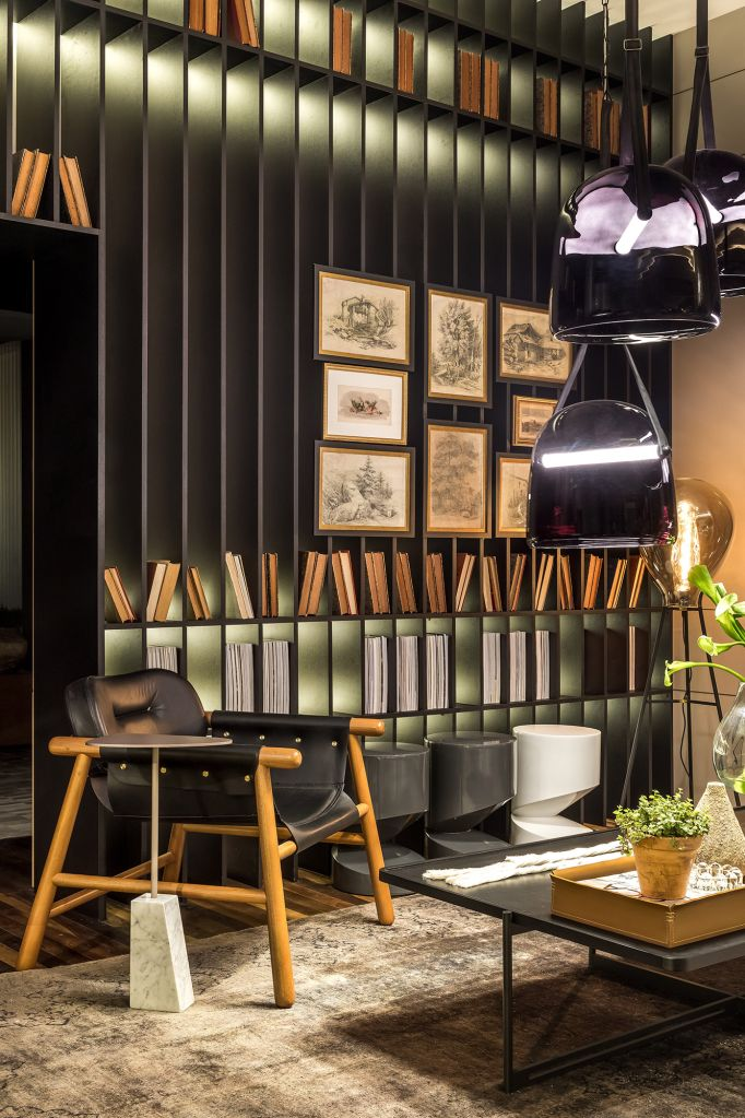 Loft Deca Marcelo Lopes CASACOR Paraná 2021 integrado decoração design arquitetura