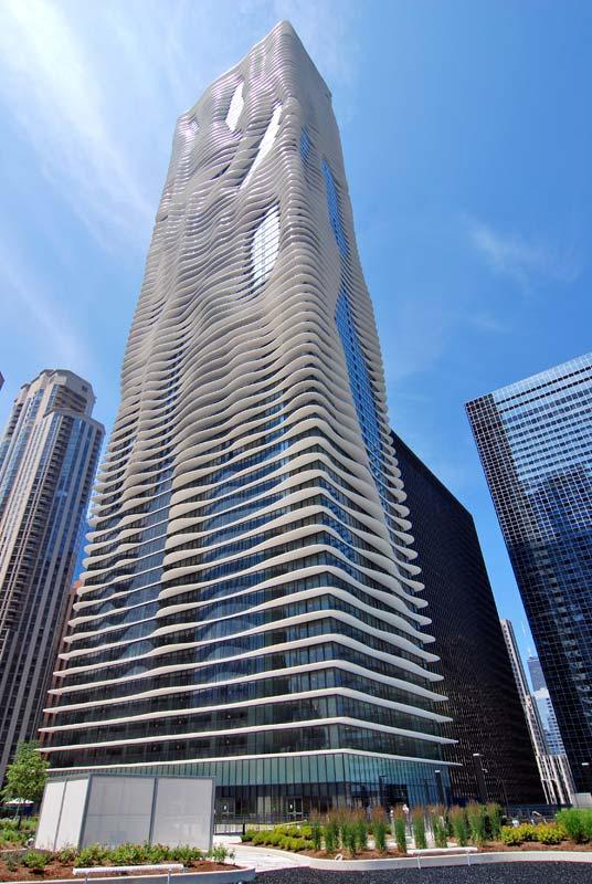 Jeanne Gang; arquitetura; arranha-céu