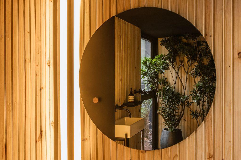 Cabana Soluções Usiminas Lucas Pereira Belizario Barbara Fonseca de Souza Liga Arquitetura CASACOR Minas Gerais 2021 modular pinus arquitetura