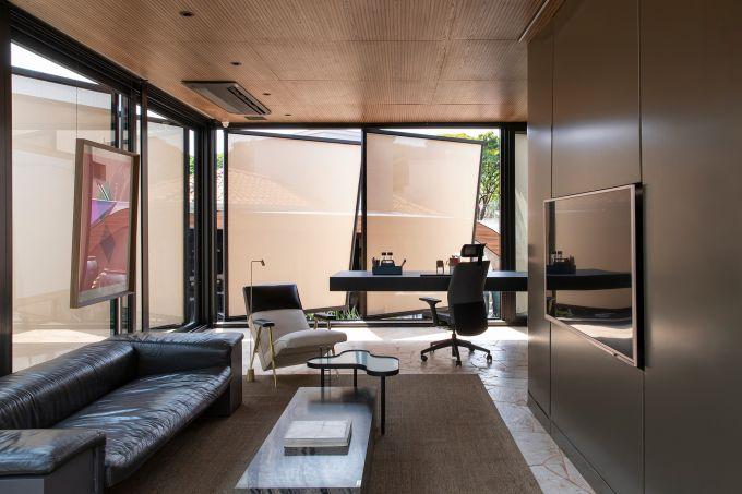 EFC Arquitetura – Espaço Soleil Home Office