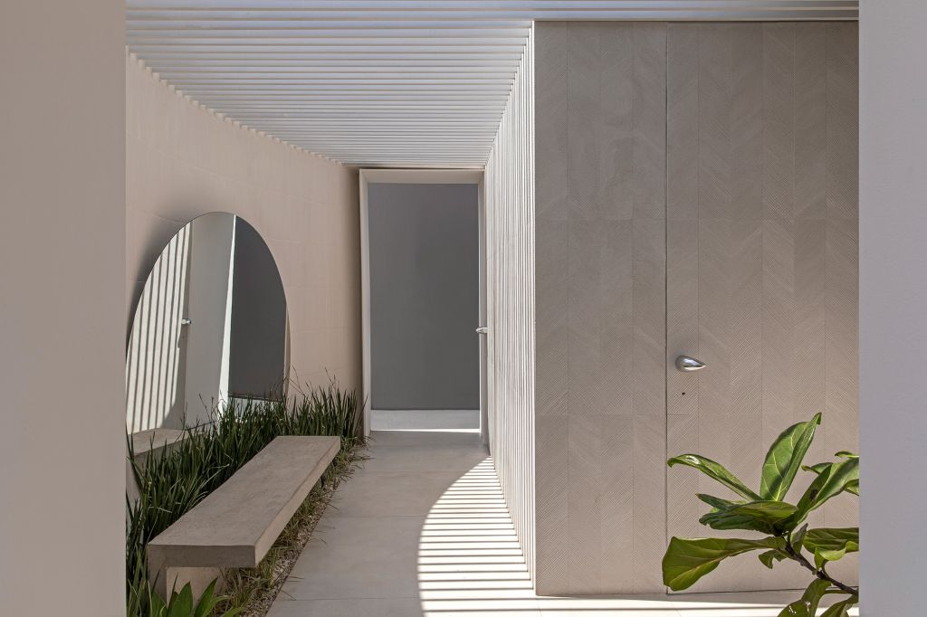 QOZ Arquitetos - Banheiro Eido, projeto da CASACOR Ribeirão Preto 2021.