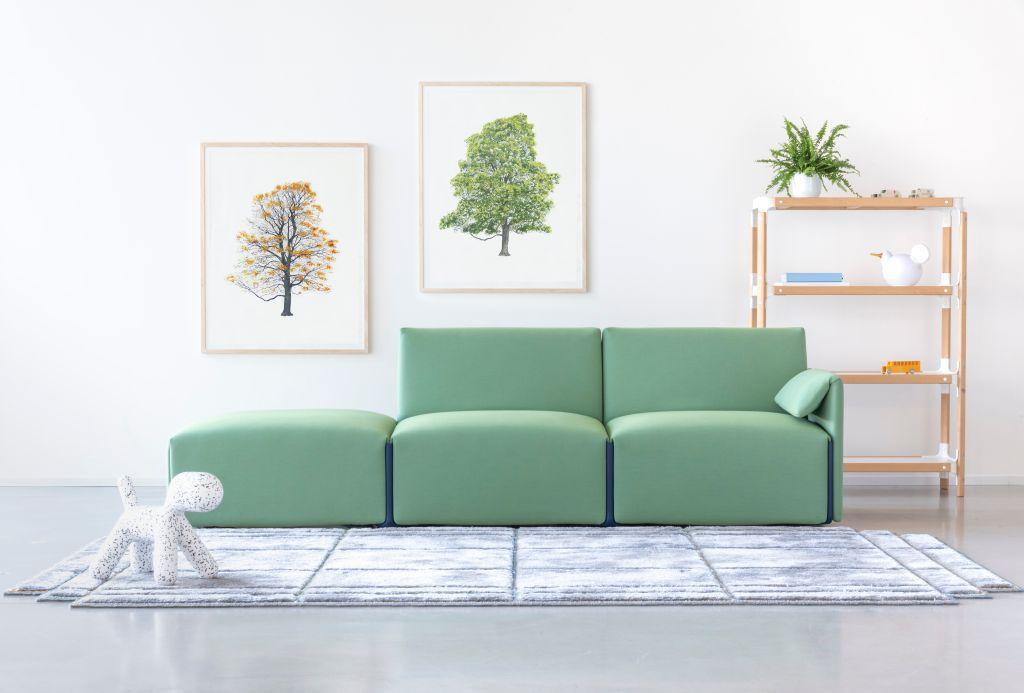 Melange Green por Magis Design