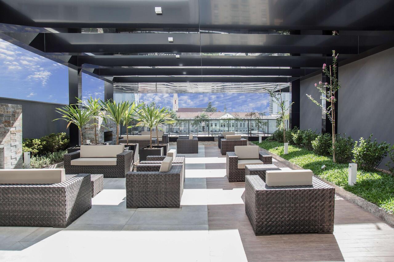 NH Curitiba The Five é o hotel oficial da CASACOR Paraná 2021