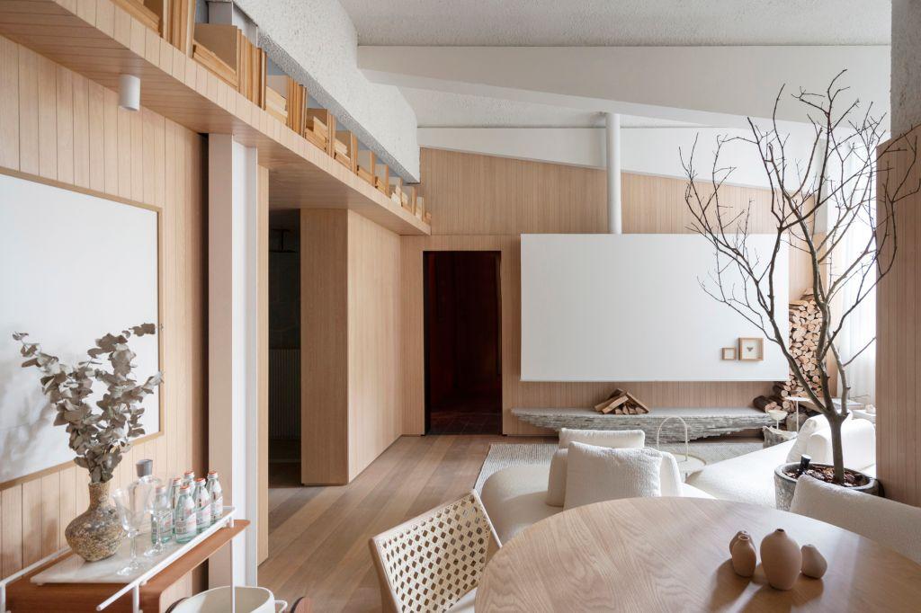 Quadriarq Arquitetura - Casa Flam, projeto da CASACOR Rio Grande do Sul 2021.