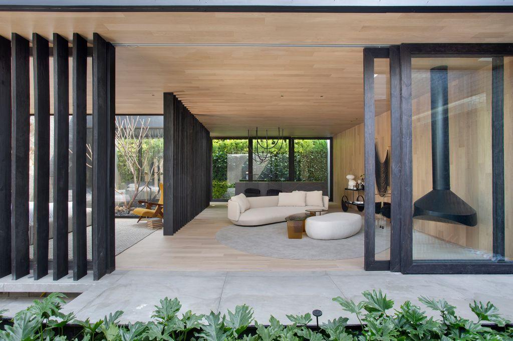 Studio Roca - Casa Égide, projeto da CASACOR São Paulo 2021.