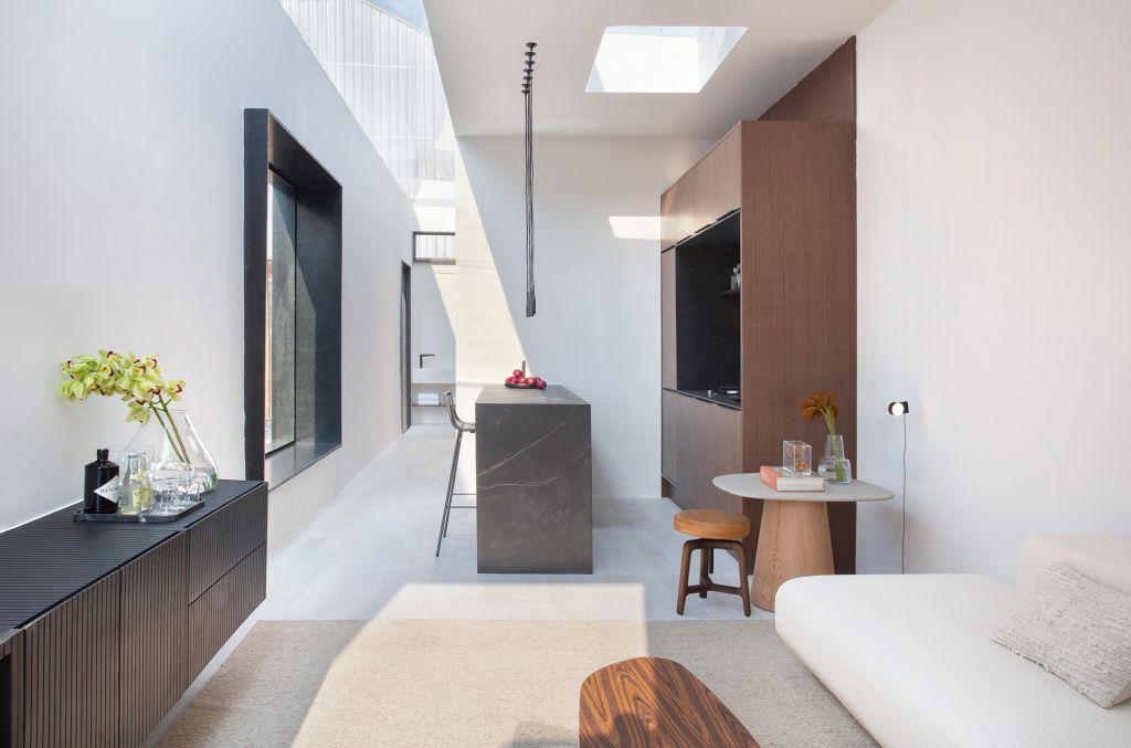 Ticiane Lima - Casa Tempo, projeto da CASACOR São Paulo 2021.