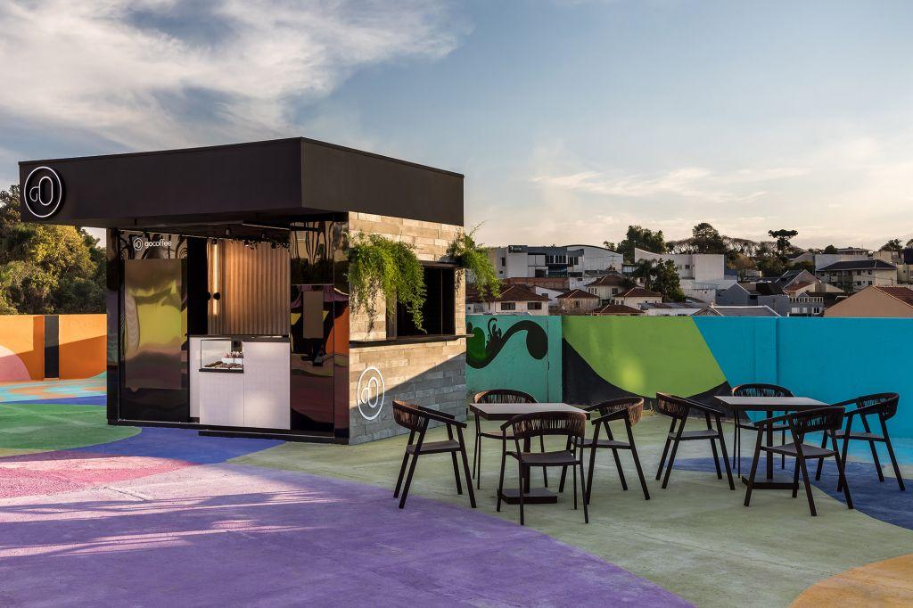 Cafeteria André Henning CASACOR Paraná 2021 café restaurante design decoração