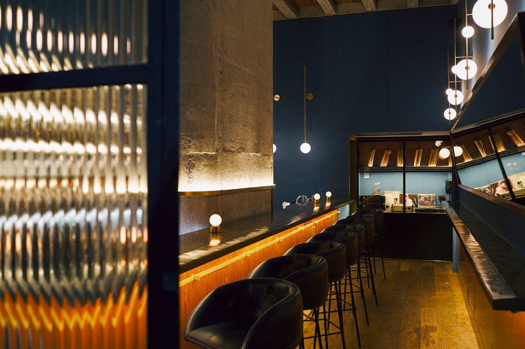 Bar Fael alocado no Copan em São Paulo