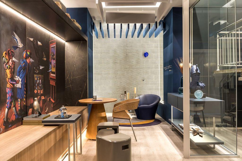 Meeting Point Divisystem Carlos Tietjen CASACOR Paraná 2021 decoração design sala escritório