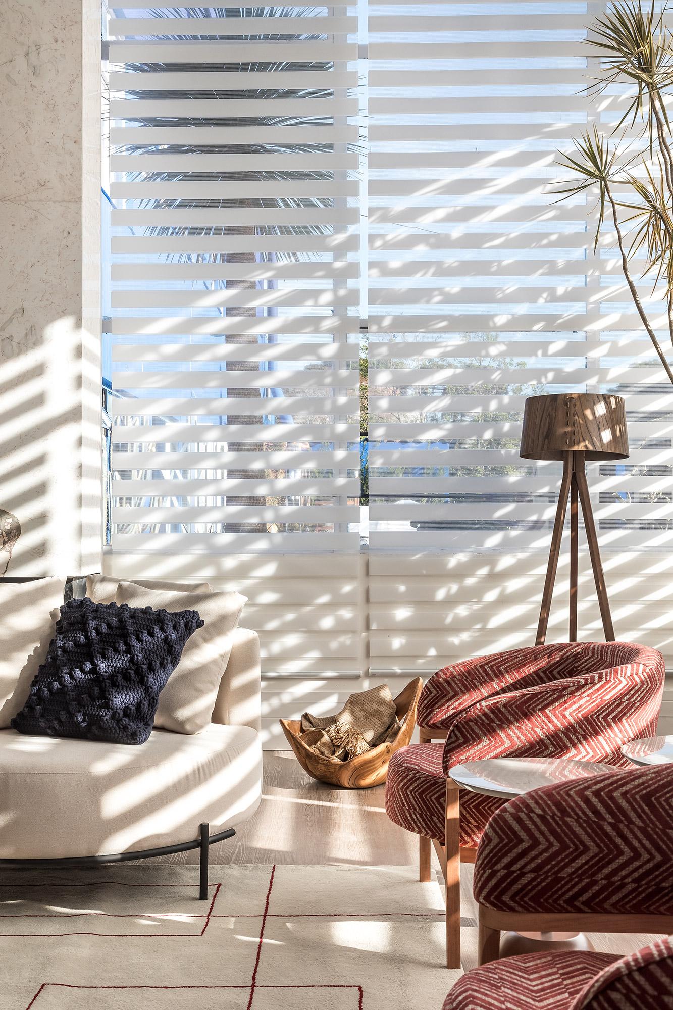 Living Pormade Christian Schonhofen Richard Schonhofen CASACOR Paraná 2021 sala decoracao decor design