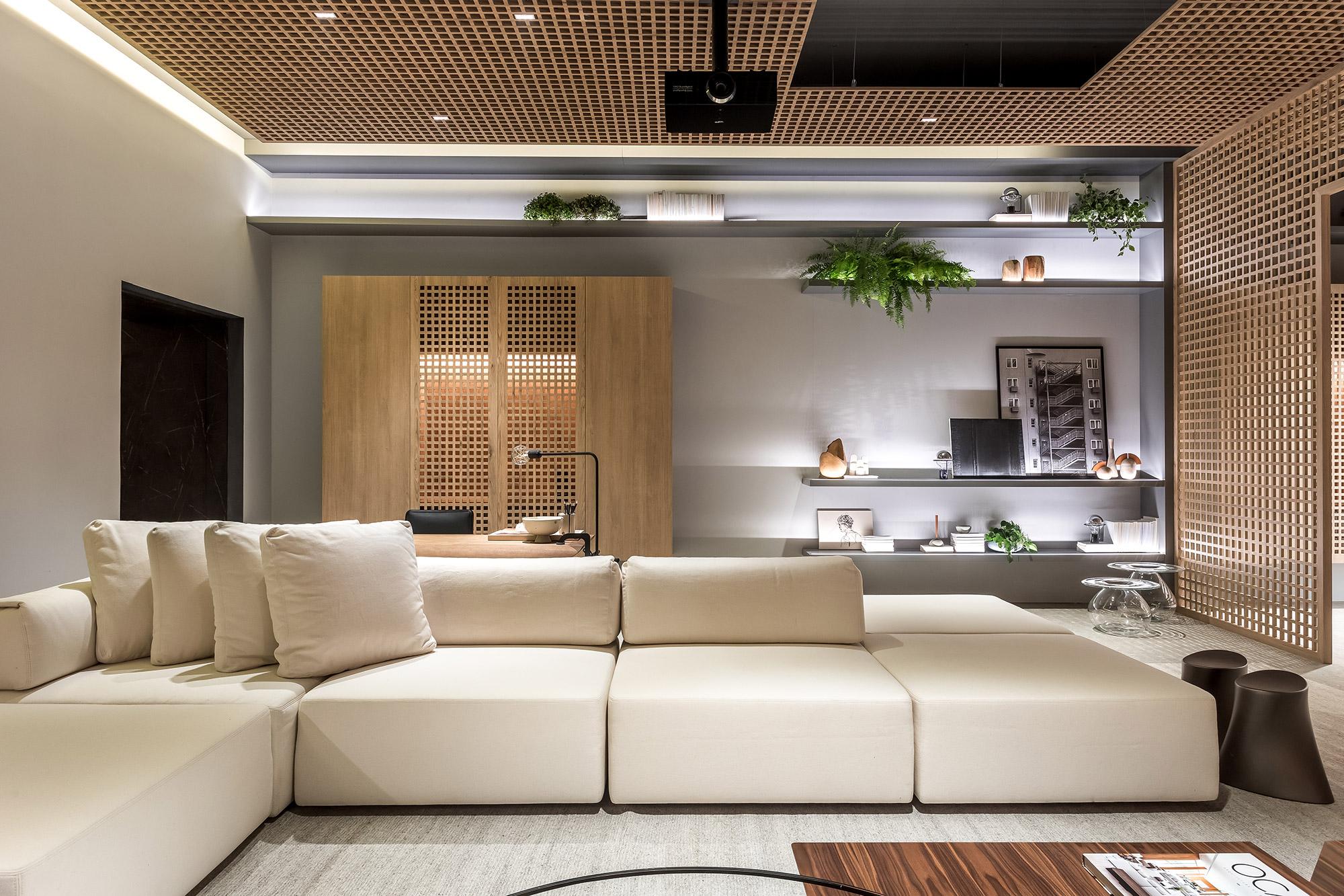 Estar Íntimo CASACOR Paraná 2021 Larissa Gomes sala decor decoração design arquitetura