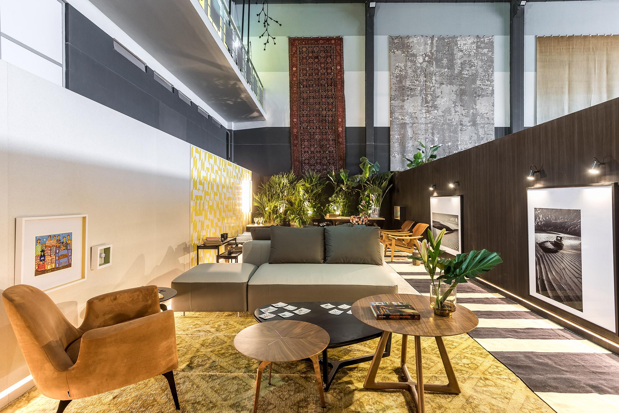 Decompression Room Luciana Gibaile CASACOR Paraná 2021 sala estar decoração artesanato