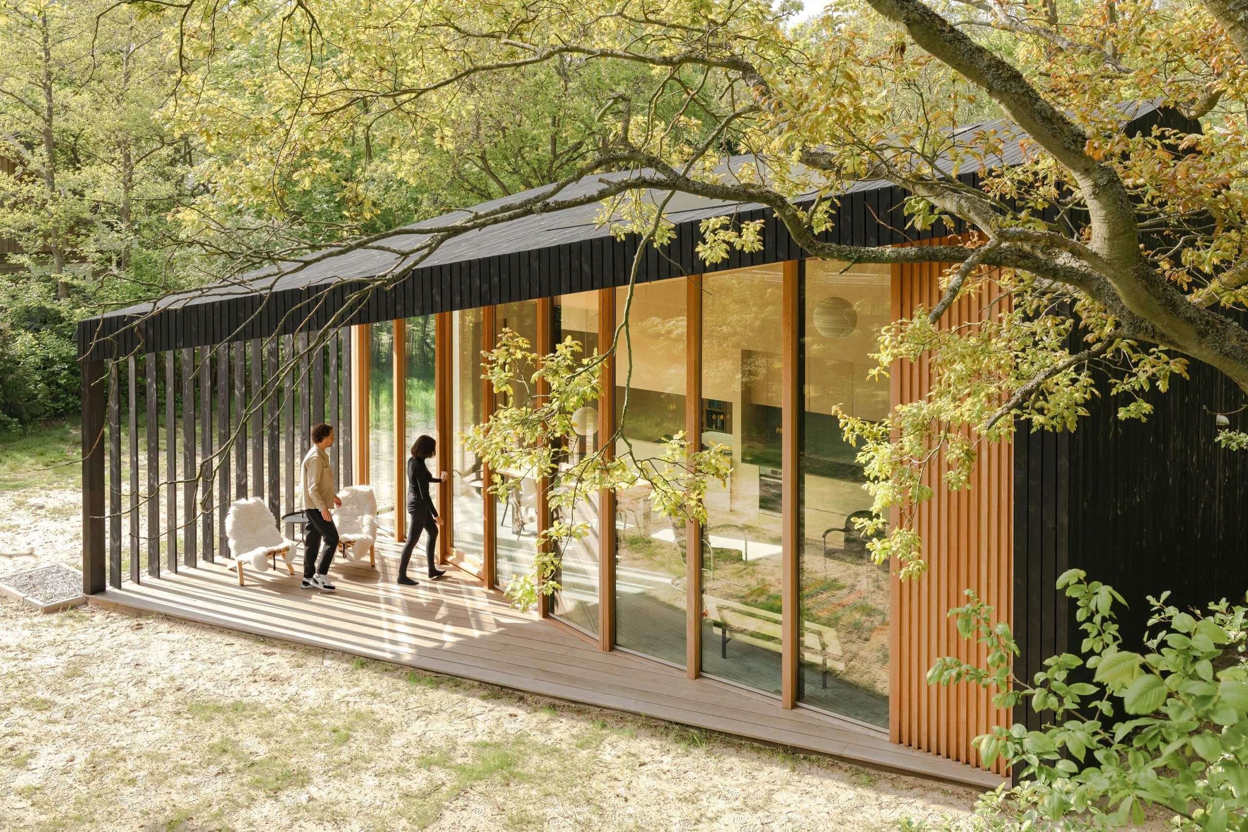 orange architects holiday home