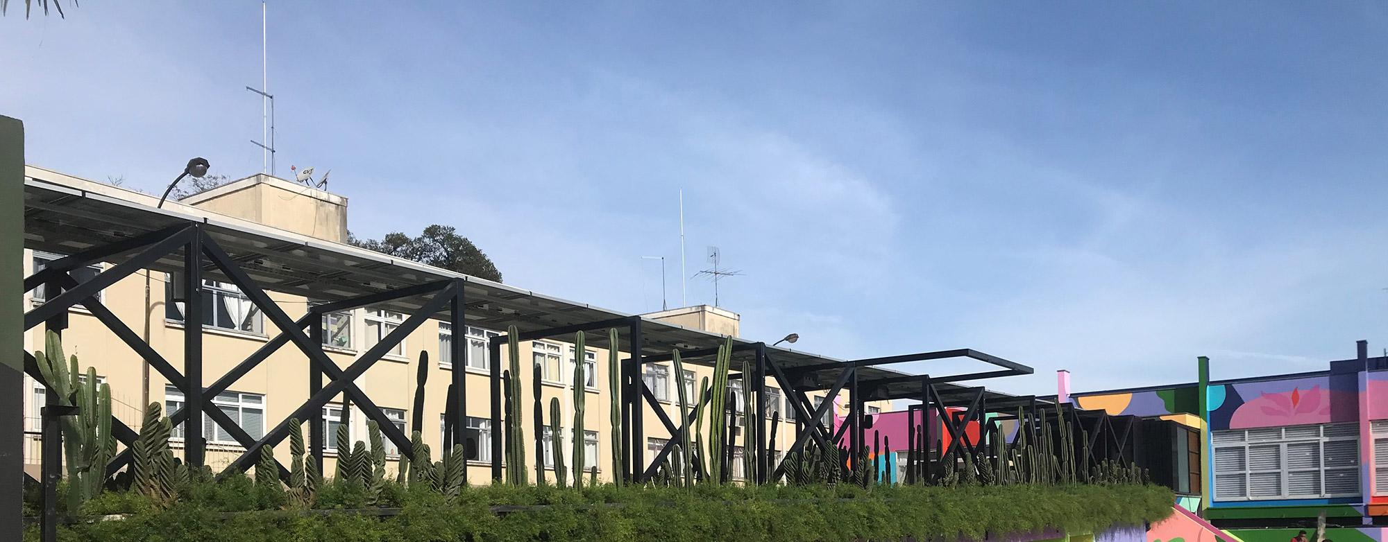 CASACOR Paraná 2021 apresenta passarela de 38 m² que capta energia solar