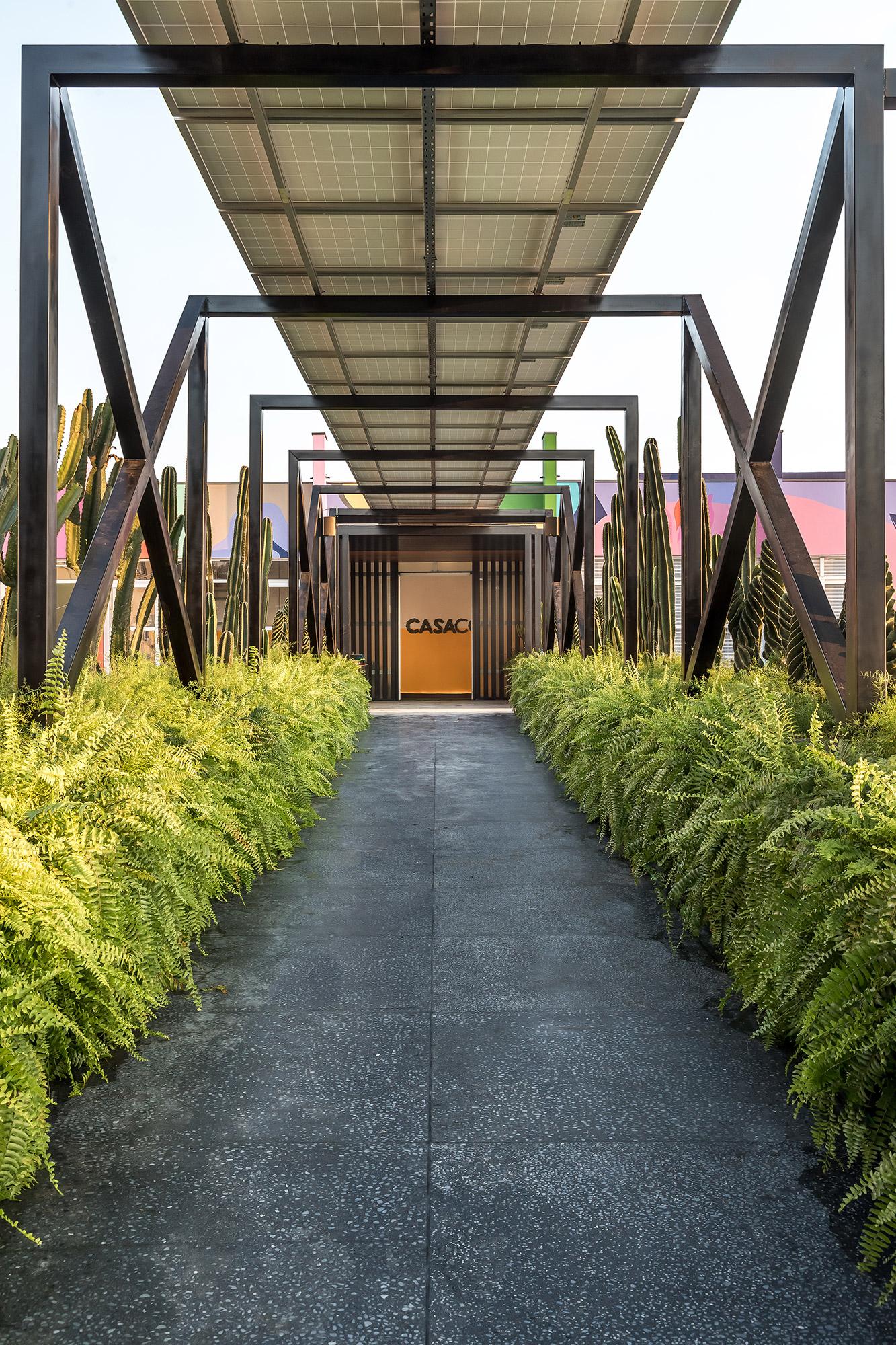 Alameda Praça CASACOR Wolfgang Schlogel CASACOR Paraná 2021 jardim externo paisagismo decoração arquitetura