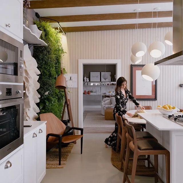 Gabriela Ordahy - Agridoce Cozinha, projeto da CASACOR Rio Grande do Sul 2021.