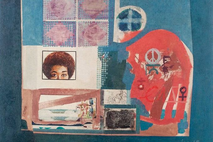 Sepp Baendereck, Sintonizada, 1969 – Galeria MaPa