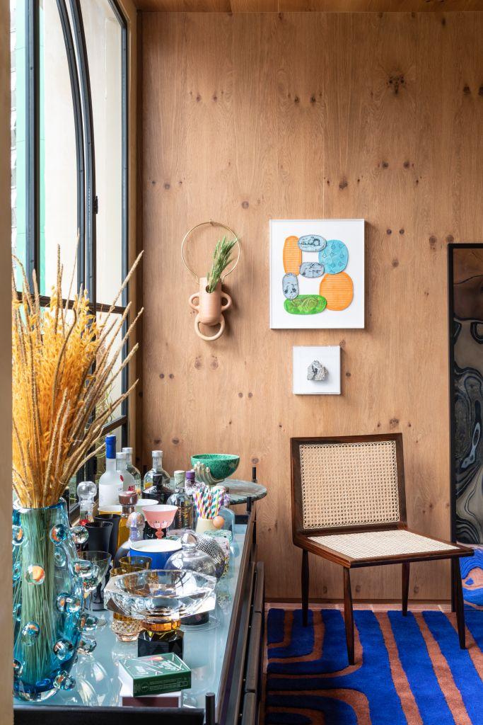 Living Galeria Perspectiva. Ana Weege - CASACOR SP 2021