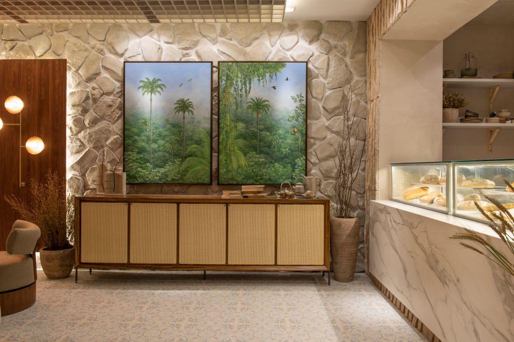 Café Petra. Weiss Arquitetura - CASACOR SP 2021